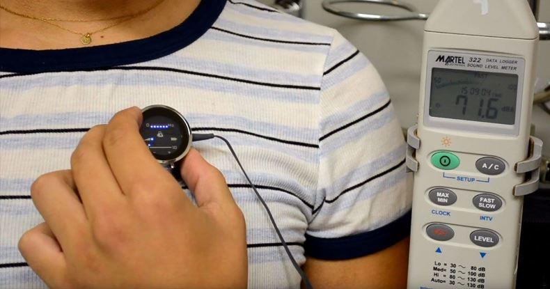 «Умный стетоскоп» может самостоятельно диагностировать пневмонию медицина