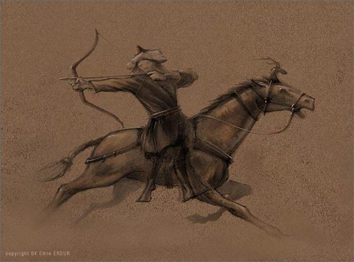 Воин гунов, «золотой мамонт» и другие археологические находки, приоткрывшие тайны жизни древних
