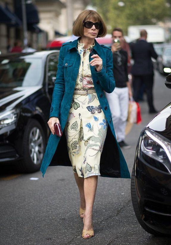 Как одеваться, чтобы выглядеть свежо и очаровательно после 50 - 4 примера, достойных подражания возрастная мода