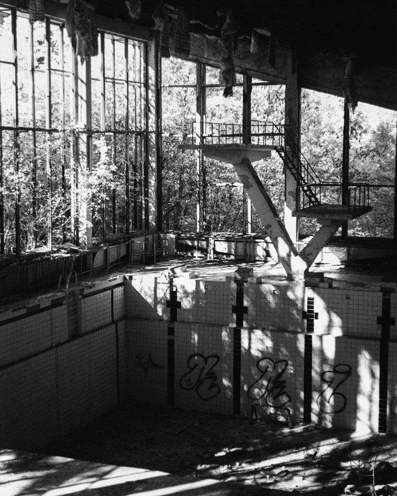 Чернобыль, Тадж-Махал и другие интересные места планеты на фото Джеффри Гарриока