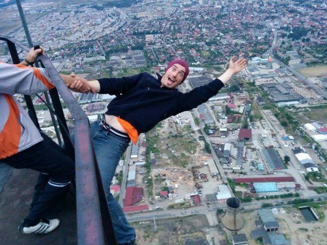 Миссия выполнима! 11 бесстрашных человек, у которых экстрим в крови интересное