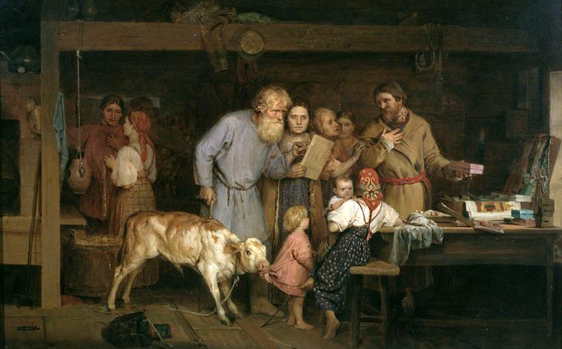 Русские Офени — самое странное тайное общество у всех на виду Дальние дали