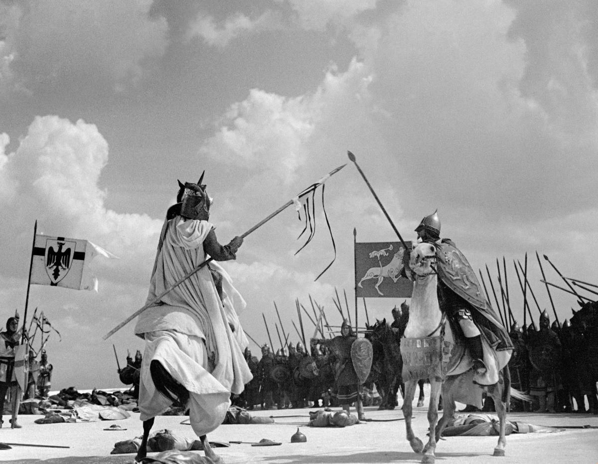 Рецензия историка на исторический фильм образца 30-х годов