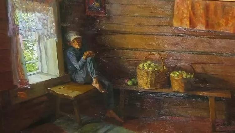 Художник Григорий Чайников