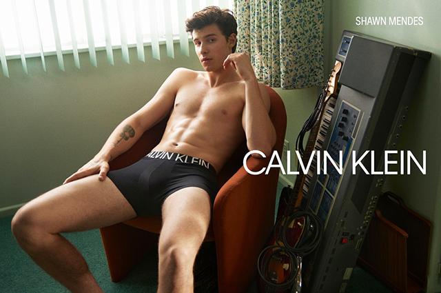 Кендалл Дженнер, Шон Мендес и другие в новой рекламной кампании Calvin Klein звезды в рекламе