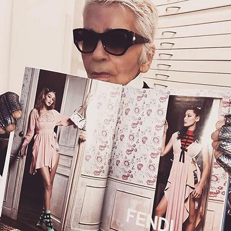 Конец эпохи: реакция звезд на смерть Карла Лагерфельда новости моды