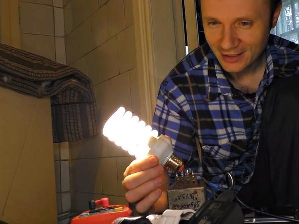 Изобретатель показал добычу бесплатного электричества из Земли культура