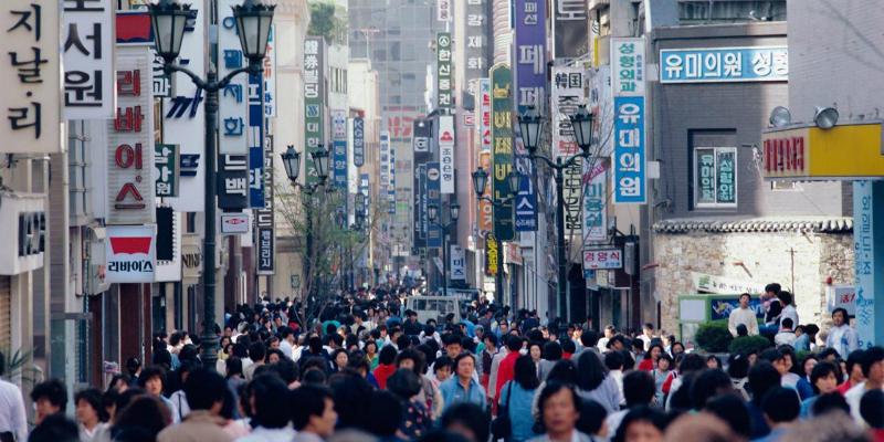 Россиянка делится наблюдениями из жизни в Южной Корее