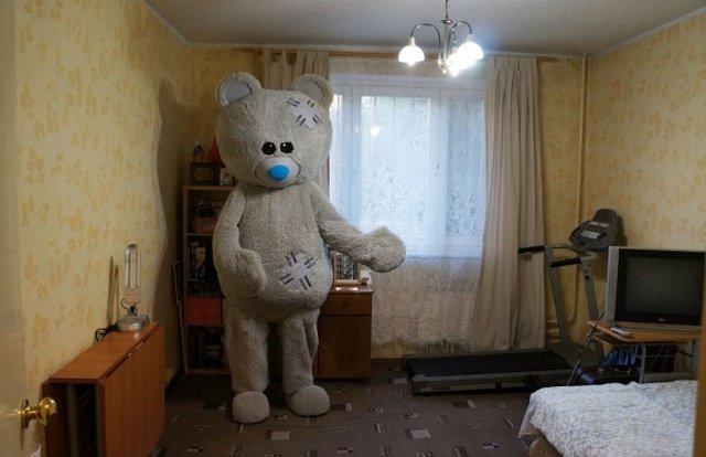 Оригинальный подход к сдаче квартиры