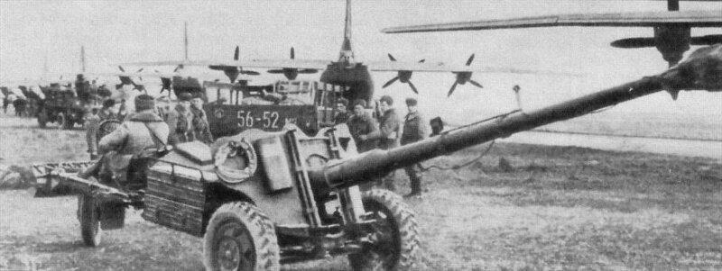 Рассказы об оружии. Самодвижущаяся пушка СД-44