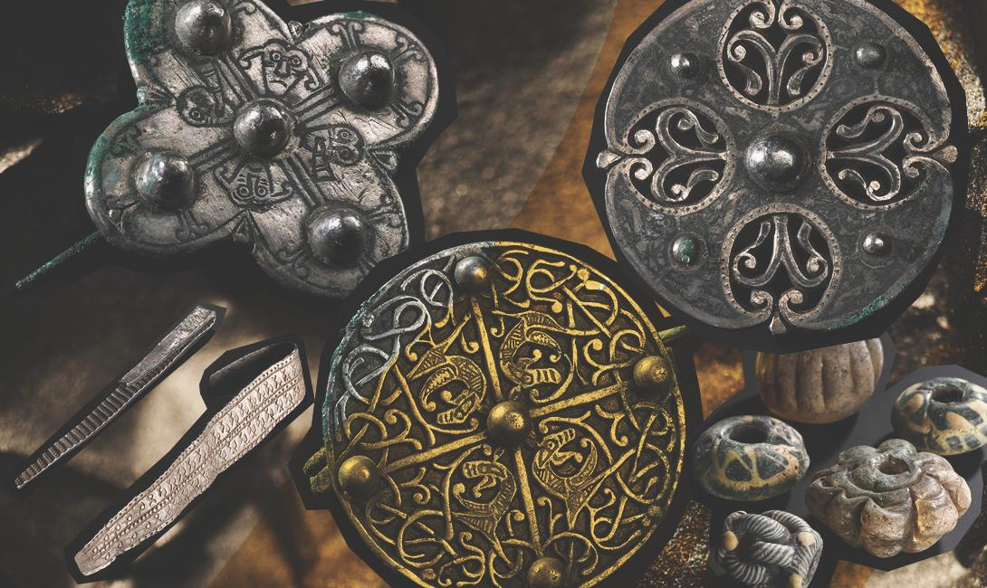История одного клада: как шотландец сокровища викингов откопал Познавательное